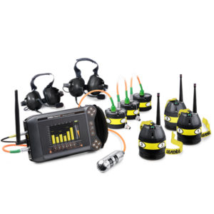 Leader Search Seismic Wireless Life Detector